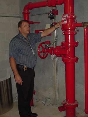 Michael B. Stevens, P.E. - FIRE PROTECTION ENGINEER